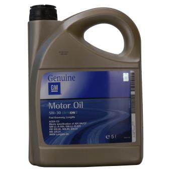 5W-30 Dexos 2 Fuel Economy Longlife