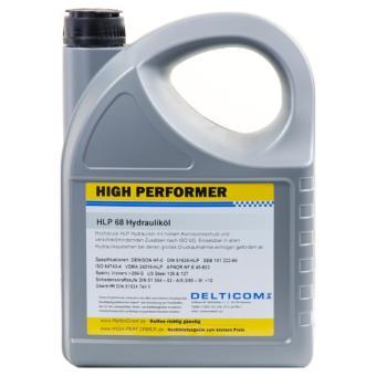 HLP 68 Hydrauliköl 5 Liter Kanne