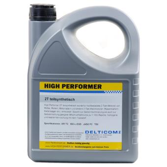 2-Takt-Öl teilsynthetisch 5 Liter Kanne