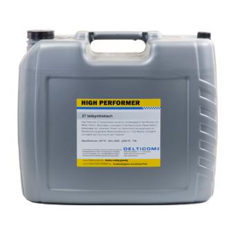 2-Takt-Öl teilsynthetisch 20 Liter Kanister