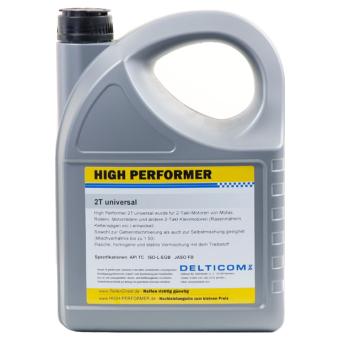 2-Takt-Öl mineralisch 5 Liter Kanne