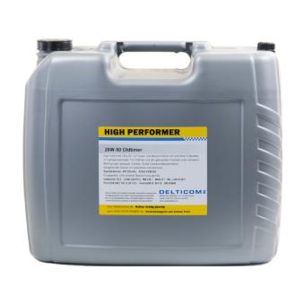High Performer 20W-50 Oldtimer 20 Liter Kanister