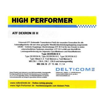 ATF Dexron III H