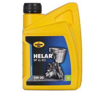 HELAR SP 5W-30 LL-03 olio lubrificante