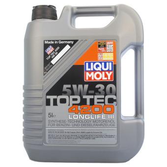 TOP TEC 4200 5W-30 5 Liter Kanne