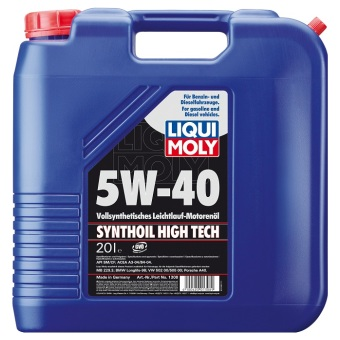 SYNTHOIL HIGH TECH 5W-40