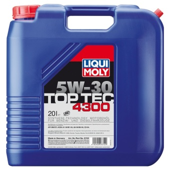 TOP TEC 4300 5W-30