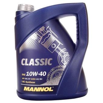 CLASSIC 10W-40 5 Liter Kanne