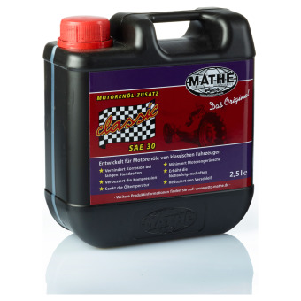 Classic Motorenöl-Zusatz 2.5 Liter