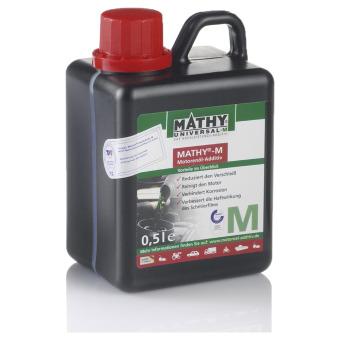 MATHY M Motorolie additief 500 milliliter doos