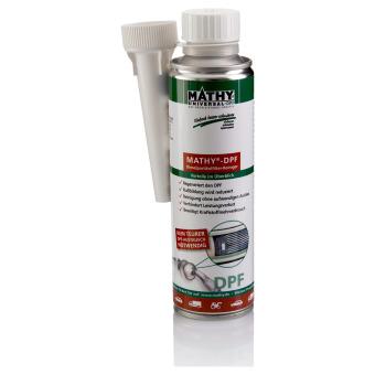 DPF Dieselpartikelfilter-rengöring