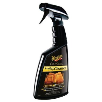 Gold Cl. Leather & Vinyl Cleaner