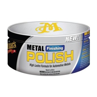 Metal Polish Finishing