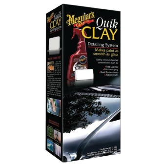 Quik Clay Detailing