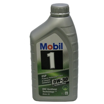 mobil 1 esp 0w 30 engine oil oils at. Black Bedroom Furniture Sets. Home Design Ideas