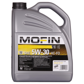 Mofin Synth RS HC FO 5W 30 5 liter kan