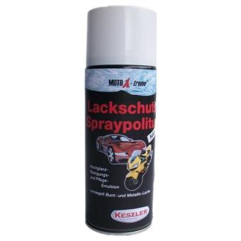 Aerosol de pulimento protector de pintura