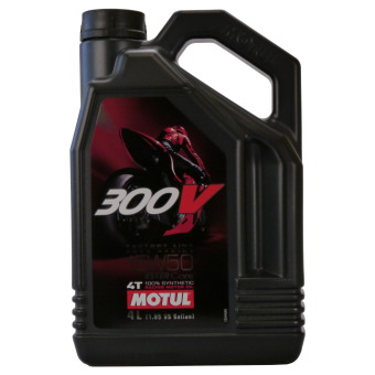 300V 4T FL Road Racing 10W-40
