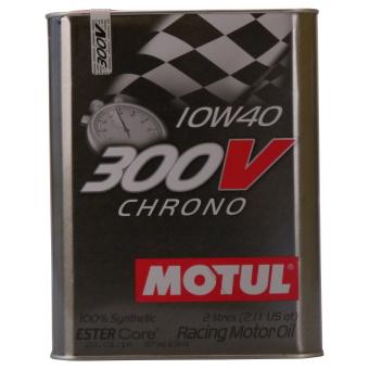 300V Chrono 10W-40
