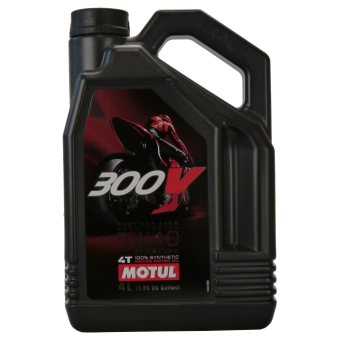 300V 4T FL Road Racing 5W-40