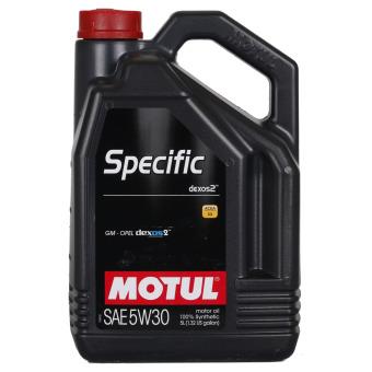 Motul Specific dexos2 5W-30 5 Liter Dose