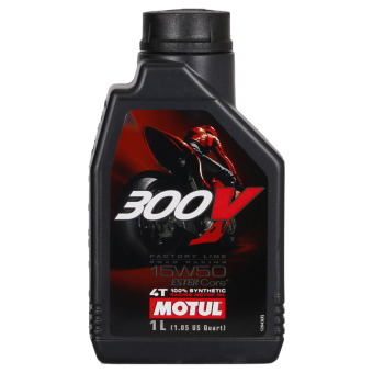300V FL Road Racing 15W-50