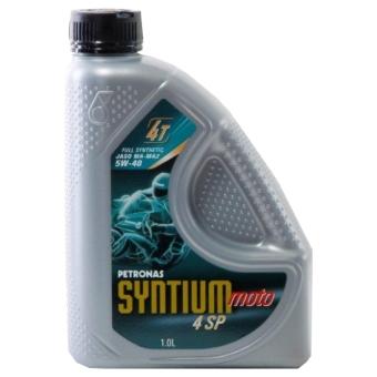 SYNTIUM MOTO 4SP 5W-40
