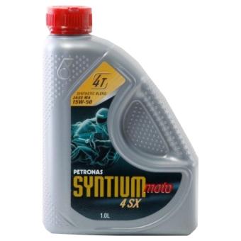 SYNTIUM MOTO 4SX 15W-50