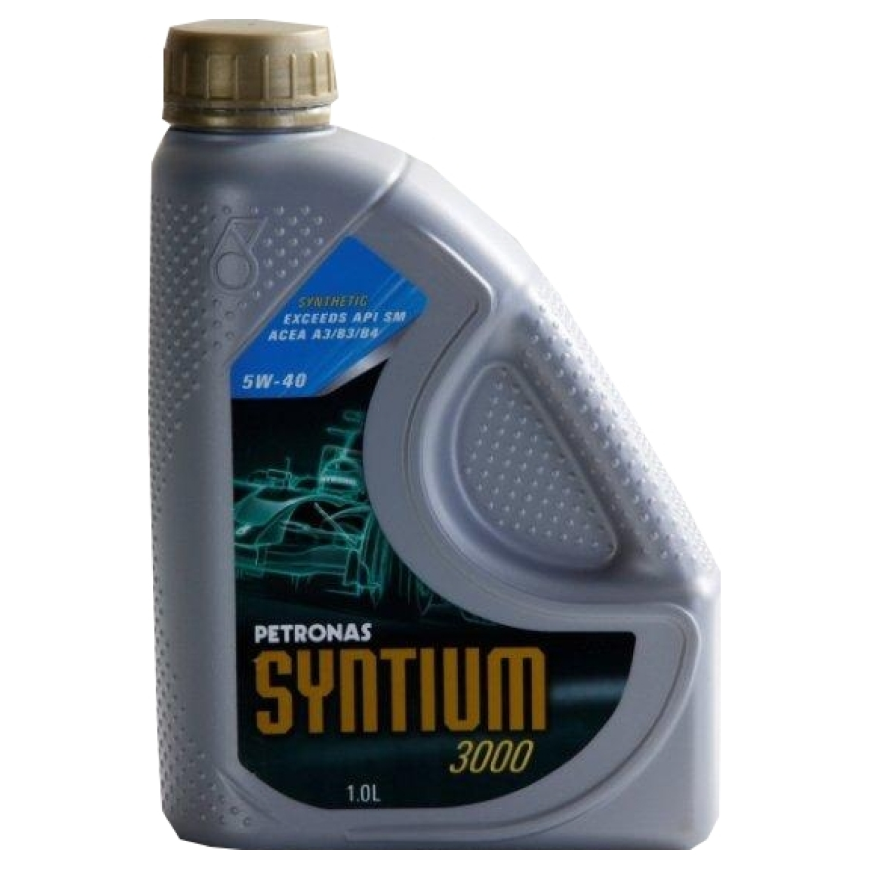 petronas syntium 3000 5w 40 1 l solo 5 80 compara. Black Bedroom Furniture Sets. Home Design Ideas