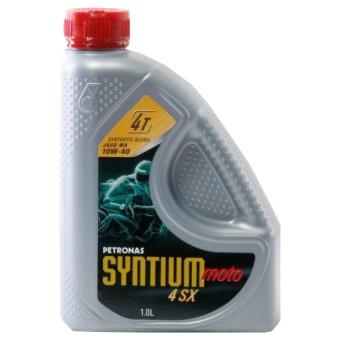SYNTIUM MOTO 4SX 10W-40