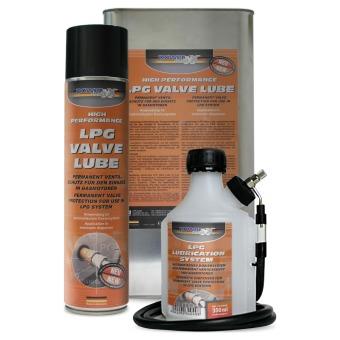 Permanent Ventilschutz für Autogasmotoren