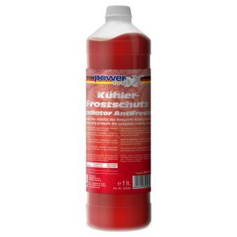 Kühlerfrostschutz - rot - G12