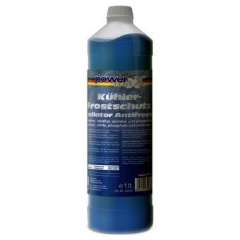 Kühlerfrostschutz - blau - G11