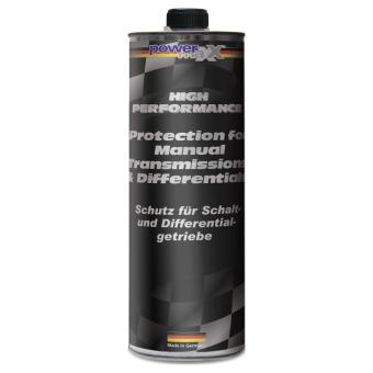 Schutz für Schalt- und Differentialgetriebe