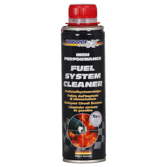 Limpiador para sistema de combustible