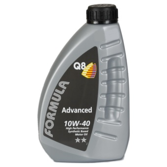Formula Advanced 10W-40 Motorolja