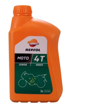 Moto Rider 4T 15W-50