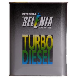 10W-40 Turbodiesel 2 Liter Dose