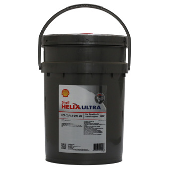 Helix Ultra ECT C2 C3 0W-30 20 Liter Kanister