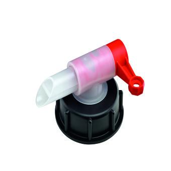 Kunststoff Ablasshahn für Kunststoffgebinde
