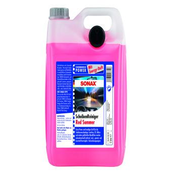 Sonax ScheibenReiniger gebrauchsfertig Red Summer 5 Liter Kanister
