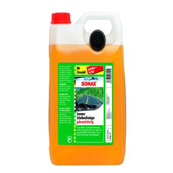Sonax ScheibenReiniger gebrauchsfertig Citrus 5 Liter Kanister