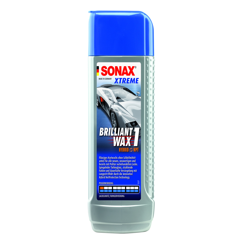sonax xtreme brillant wax 1 nanopro 250 ml preisvergleich. Black Bedroom Furniture Sets. Home Design Ideas