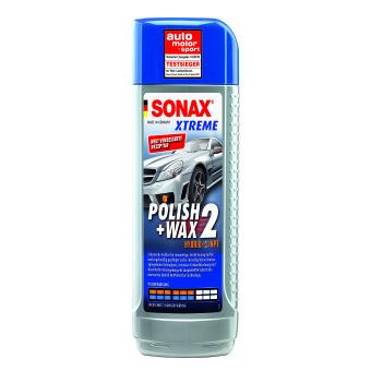 Sonax XTREME Polish+Wax 2 Hybrid NPT 500 Milliliter Dose