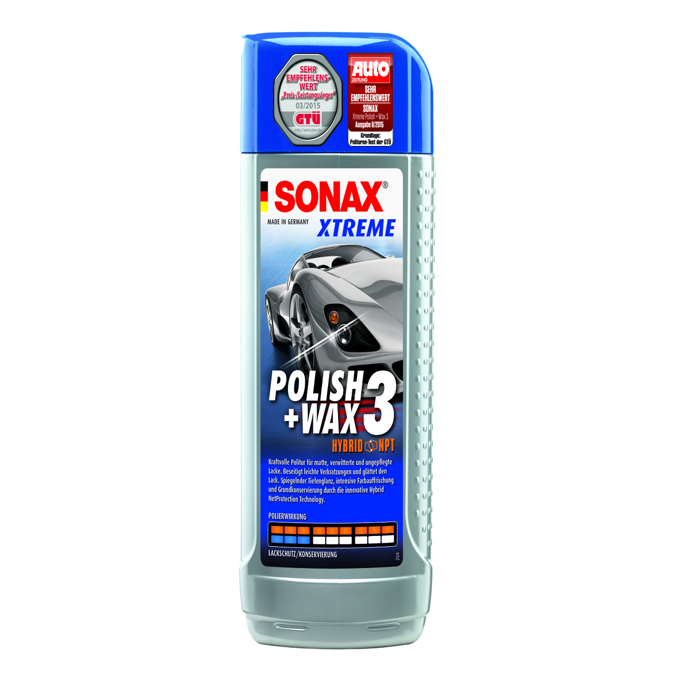 sonax xtreme polish wax 3 500 ml preisvergleich. Black Bedroom Furniture Sets. Home Design Ideas