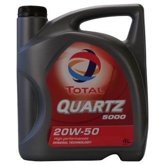 Quartz 5000 20W-50