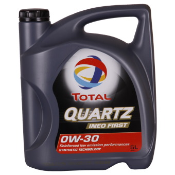 total-quartz-ineo-first-0w-30-5-liter-kanne