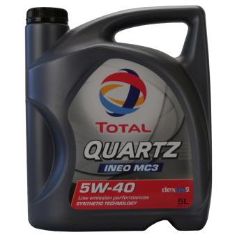 total-quartz-ineo-mc3-5w-40-5-liter-kanne, 106.40 EUR @ autoteile-meile-de
