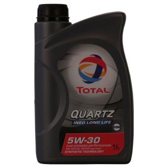 Total quartz ineo longlife 5w 30 for Total quartz motor oil