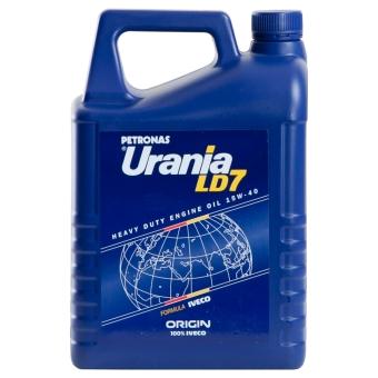 urania ld7 15w 40 huile de moteur pour v hicule utilitaire. Black Bedroom Furniture Sets. Home Design Ideas